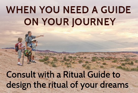 When you need a guide on your journey