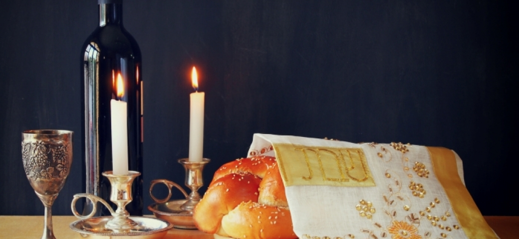 Traditionally We Welcome The Sabbath Bride By Lighting Candles Reciting Kiddush