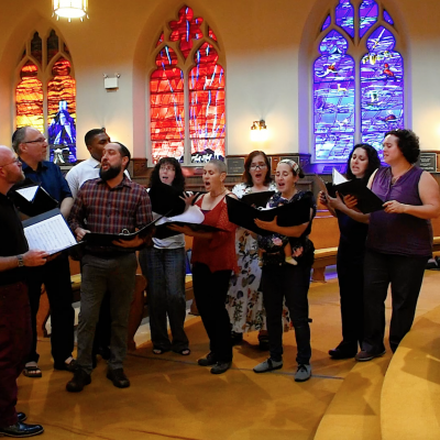 interfaith choir in philadelphia