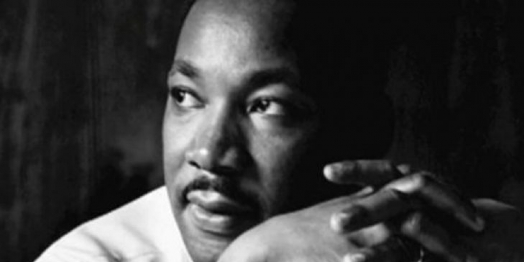 Image of Martin Luther King Jr. from Creative Commons