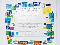 Conversion Certificate for Adult Male