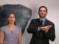Elohay Neshamah in ASL and Hebrew
