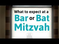 Attending a Bar Mitzvah? Bat Mitzvah? Learn What to Expect