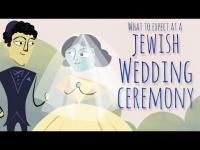 What to Expect at a Jewish Wedding Ceremony