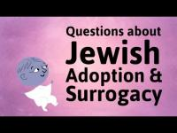 Questions about Jewish Adoption and Surrogacy